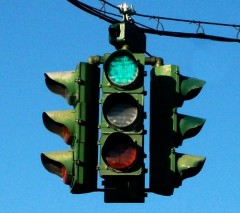 Traffic Light History | RM.